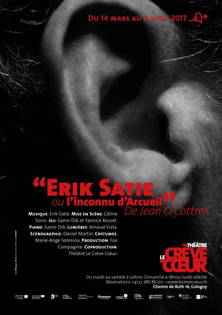Erik Satie ou l'inconnu d'Arcueil