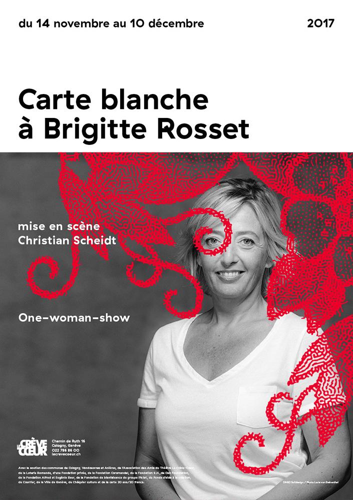 Carte blanche à Brigitte Rosset