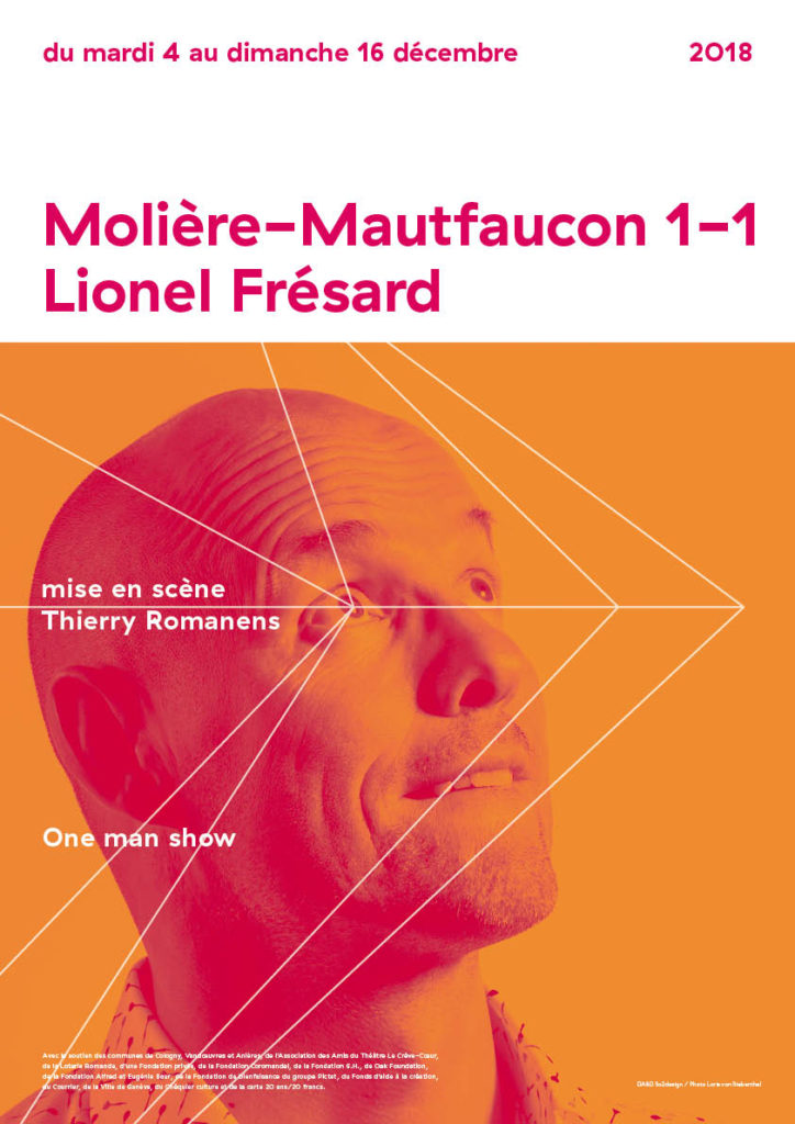 Molière-Montfaucon 1-1